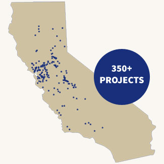 projects map